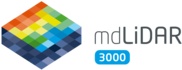 logo mdLIDAR3000