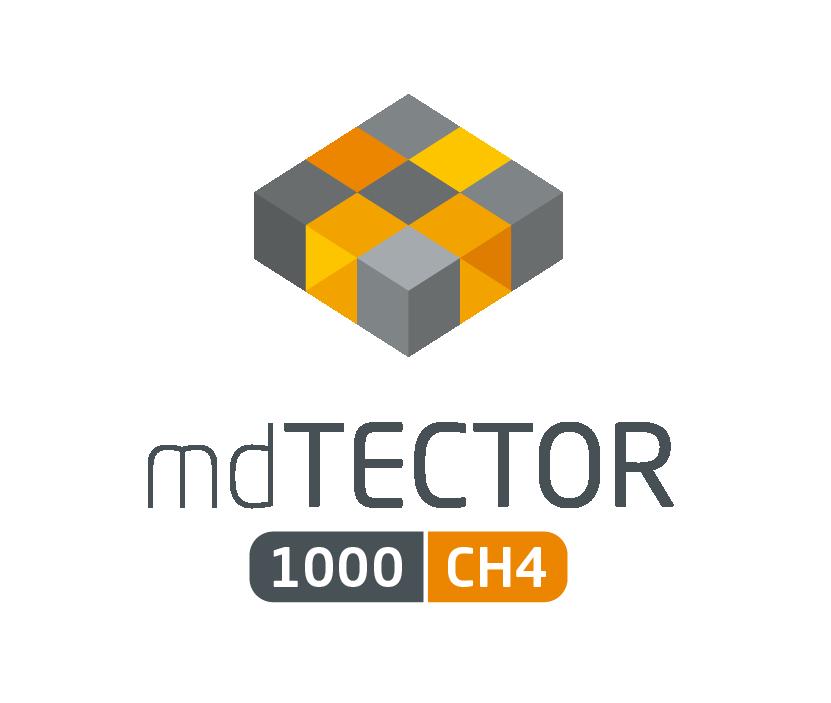 logo mdTECTOR1000CH4