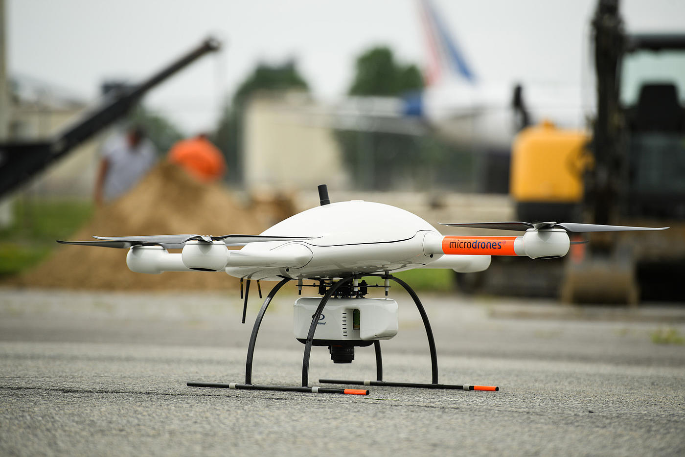Microdrones Goes Big with Release of mdLiDAR3000, as well as Two New