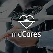mdCares logo and header image