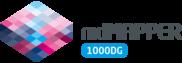 logo mdMAPPER1000DG