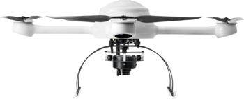 UAV / drone supported Mapping, Surveying and GIS of areas, GPS