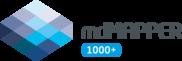 logo mdMAPPER1000+