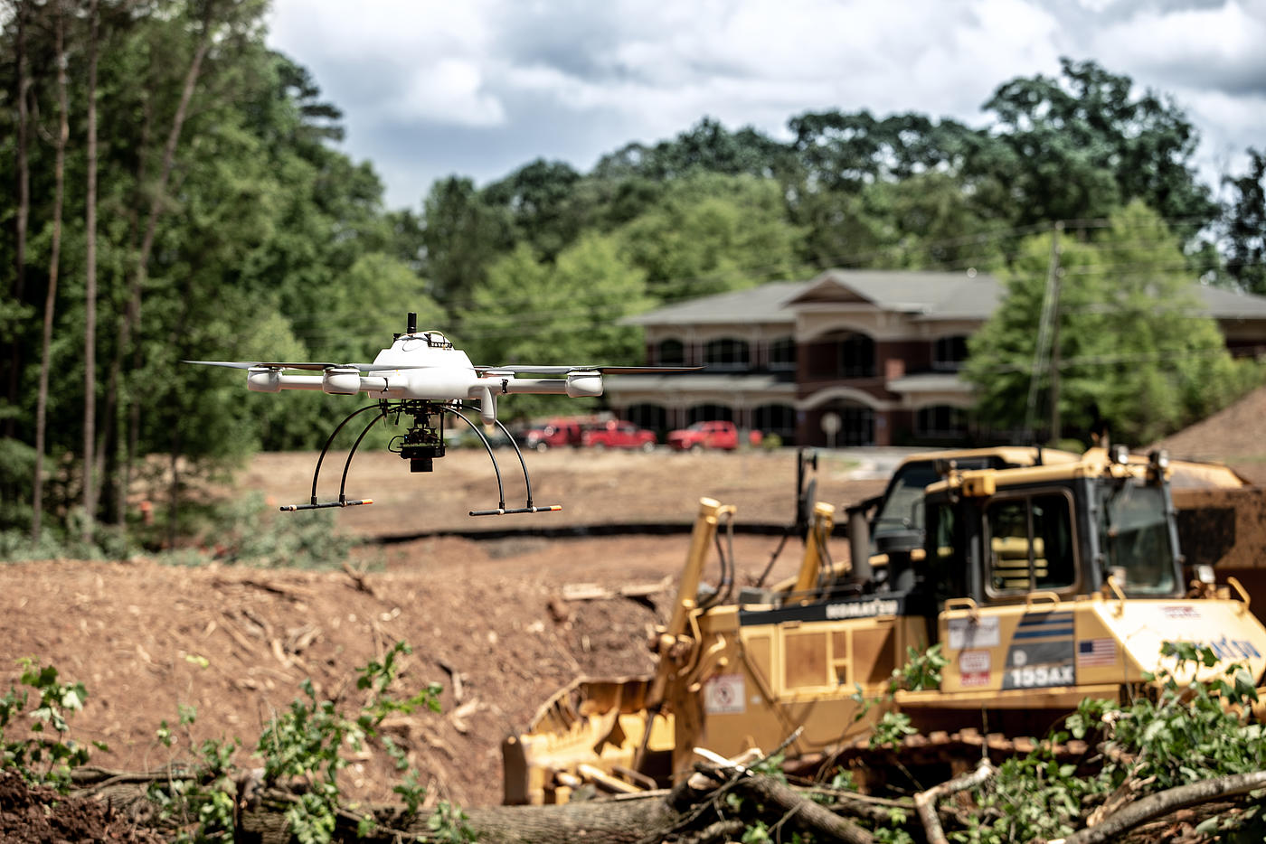 Construction Companies Are Reaping Massive Benefits from Early UAV