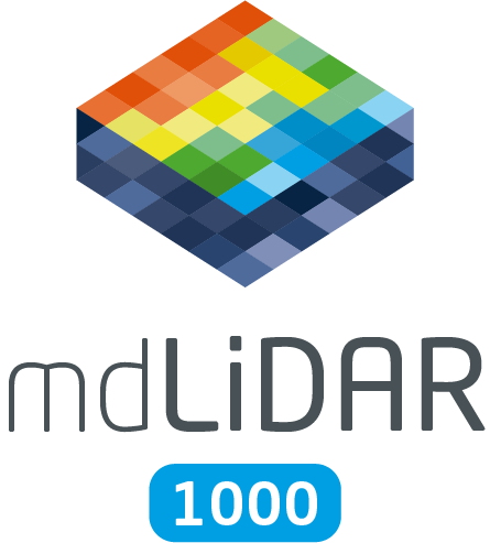 Logo mdLiDAR1000