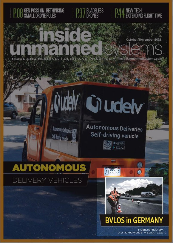BVLOS in Germany: As Seen in Inside Unmanned Systems